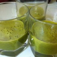 Vegan MOFO: J is for Juicing