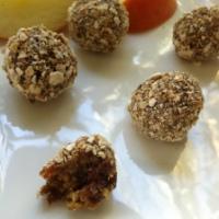 Matzoh Charoseth Truffles