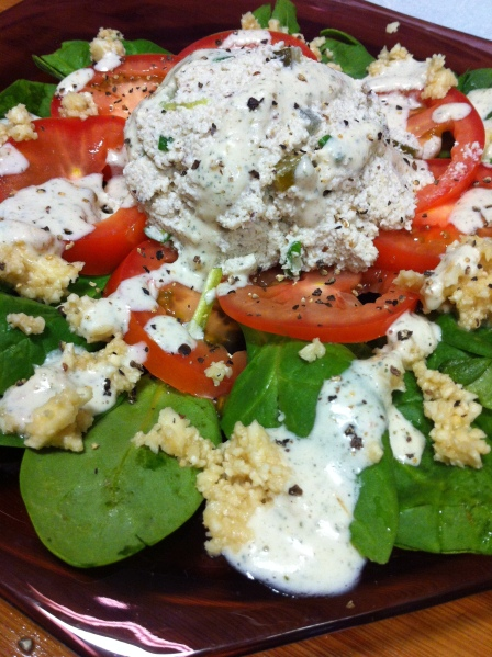 #2 Brazil Nut Tuna Salad