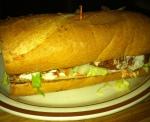 Buffalo Chiggun Sandwich
