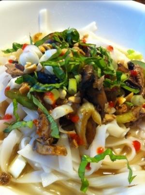 #3 Mom's Pad Thai Noodle Dish