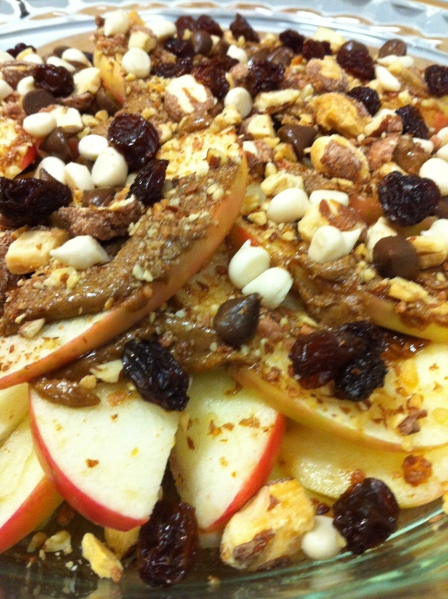#1 Apple Nachos