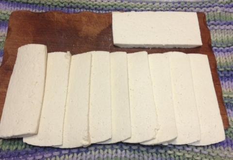 tofu strips