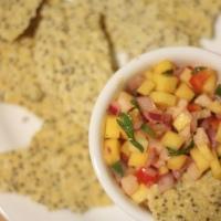 Vegan MOFO, Day 9: Jicama Mango Salsa