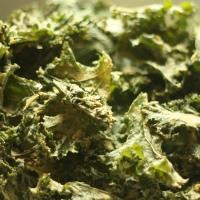 """Vegan MOFO, Day 3: """"Parmesany"""" Kale Chips"""